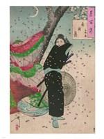 Lady Samurai Fine-Art Print