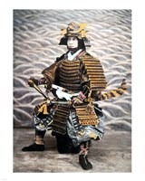 Samurai 1880 Fine-Art Print