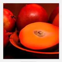 Orange Mangoes Fine-Art Print