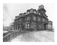 Government House circa 1908 Fine-Art Print