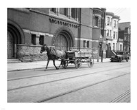 Mc Caul Street Synagogue Fine-Art Print