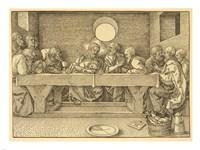 The Last Supper Durer Fine-Art Print