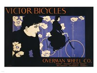 Victor Bicycles Fine-Art Print