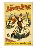 Barnum & Bailey Fine-Art Print