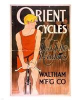 Orient Bicycles Fine-Art Print