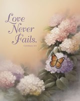 Love Never Fails Fine-Art Print