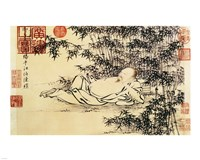 Xuande Bamboo Fine-Art Print