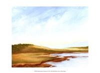 Small Summer Horizons I Fine-Art Print