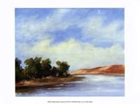 Small Summer horizons II Fine-Art Print