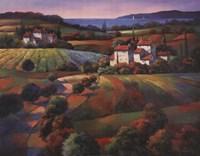 Tuscan Vista I Fine-Art Print