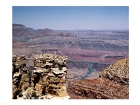 Grand Canyon river view, Arizona Fine-Art Print