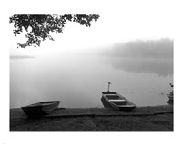 Early Morning Fishing Fine-Art Print