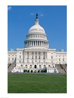 Photo of the Capitol Building, Washington, D.C. Fine-Art Print