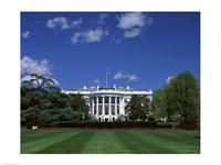 The White House, Washington, D.C., USA Fine-Art Print