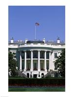 The White House, Washington D.C., USA Fine-Art Print