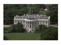 The White House Washington, D.C. USA Fine-Art Print