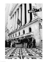 Wall Street Fine-Art Print