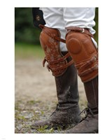 Polo Kneepads Fine-Art Print