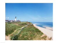 Cape Cod Lighthouse (Highland) North Truro Massachusetts USA Fine-Art Print
