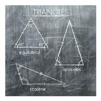 Triangles Fine-Art Print