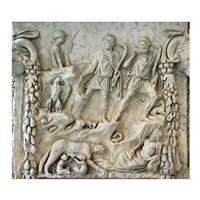 Altar of Mars and Venus - Aphrodite and Ares Fine-Art Print