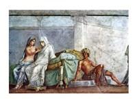 Aphrodite, Braut and Dionysos Fine-Art Print