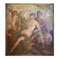 Ares and Afrodite Fine-Art Print