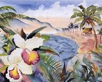 Hawaiian Orchids Fine-Art Print