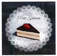 Petit Gateau - Mini Fine-Art Print