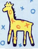 Giraffe - mini Fine-Art Print