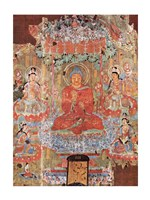 Amitabha Buddha Fine-Art Print