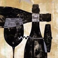 Wine Selection I Fine-Art Print