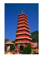 Ten Thousand Buddhas Monastery Fine-Art Print