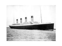 Titanic B&W Fine-Art Print