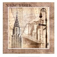 New York Serenade Fine-Art Print