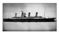 Titanic - In action Fine-Art Print