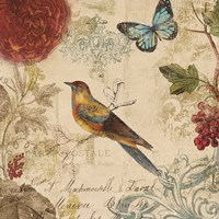 Natures Rhapsody I Fine-Art Print