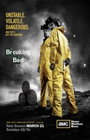 Breaking Bad - unstable Wall Poster