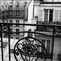Paris Hotel I Fine-Art Print