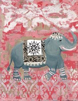 Pink Bazaar II Fine-Art Print