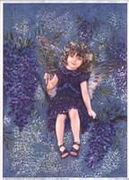 Wisteria Fairy Fine-Art Print