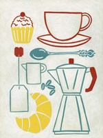 Sunday Brunch Fine-Art Print
