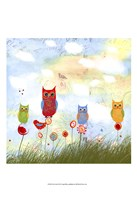Owl Land Fine-Art Print