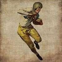 Vintage Sports III Fine-Art Print