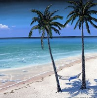 Palm island I Fine-Art Print