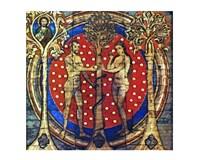 Adam und Eve Fine-Art Print