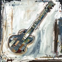 Imprint Guitar Fine-Art Print