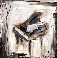 Imprint Piano Fine-Art Print
