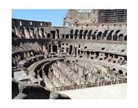 Inside Rome's Colosseum Fine-Art Print