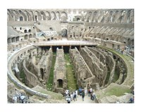 Colosseum Interior Fine-Art Print